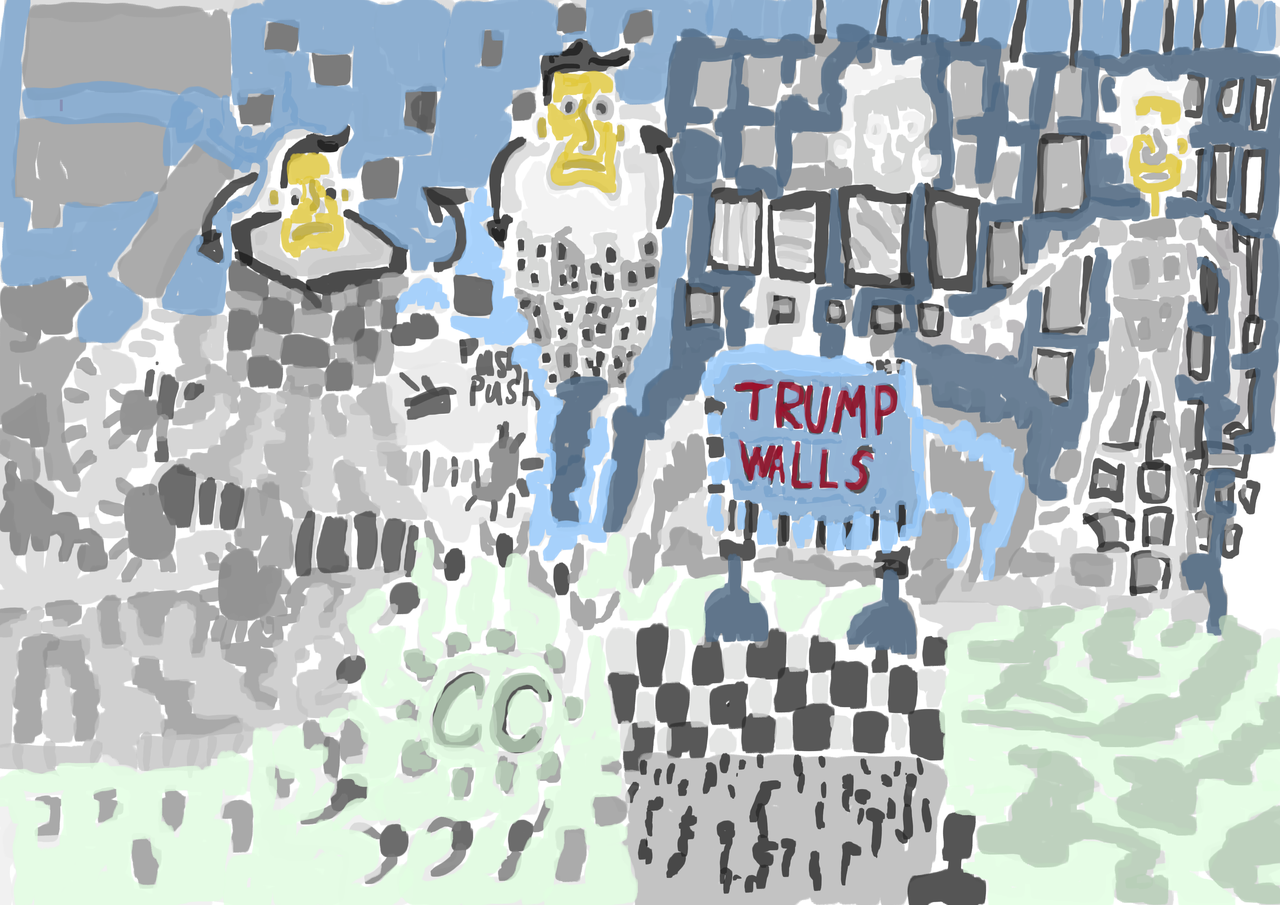 trumpwall-color